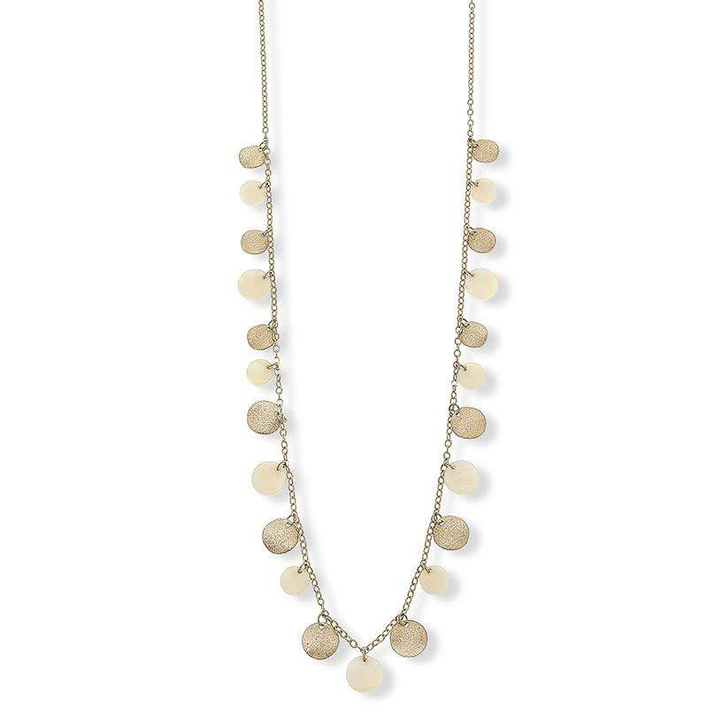 Jewelry Drip Layering Necklace