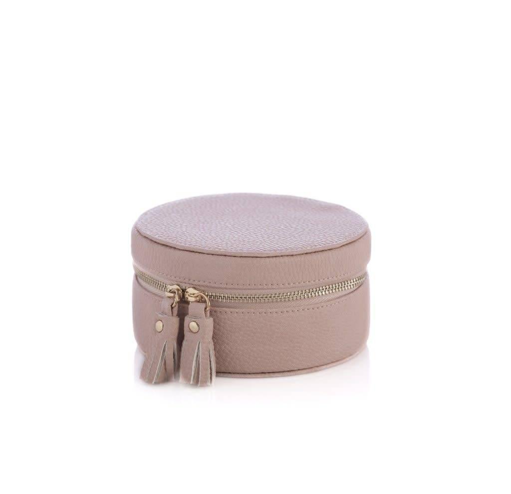 Shiraleah Gigi Jewelry Box Blush