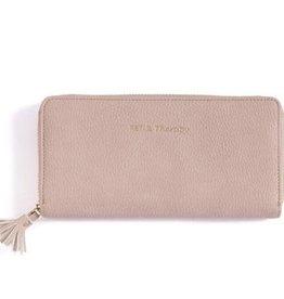 Shiraleah Gigi Retail Therapy Wallet Blush