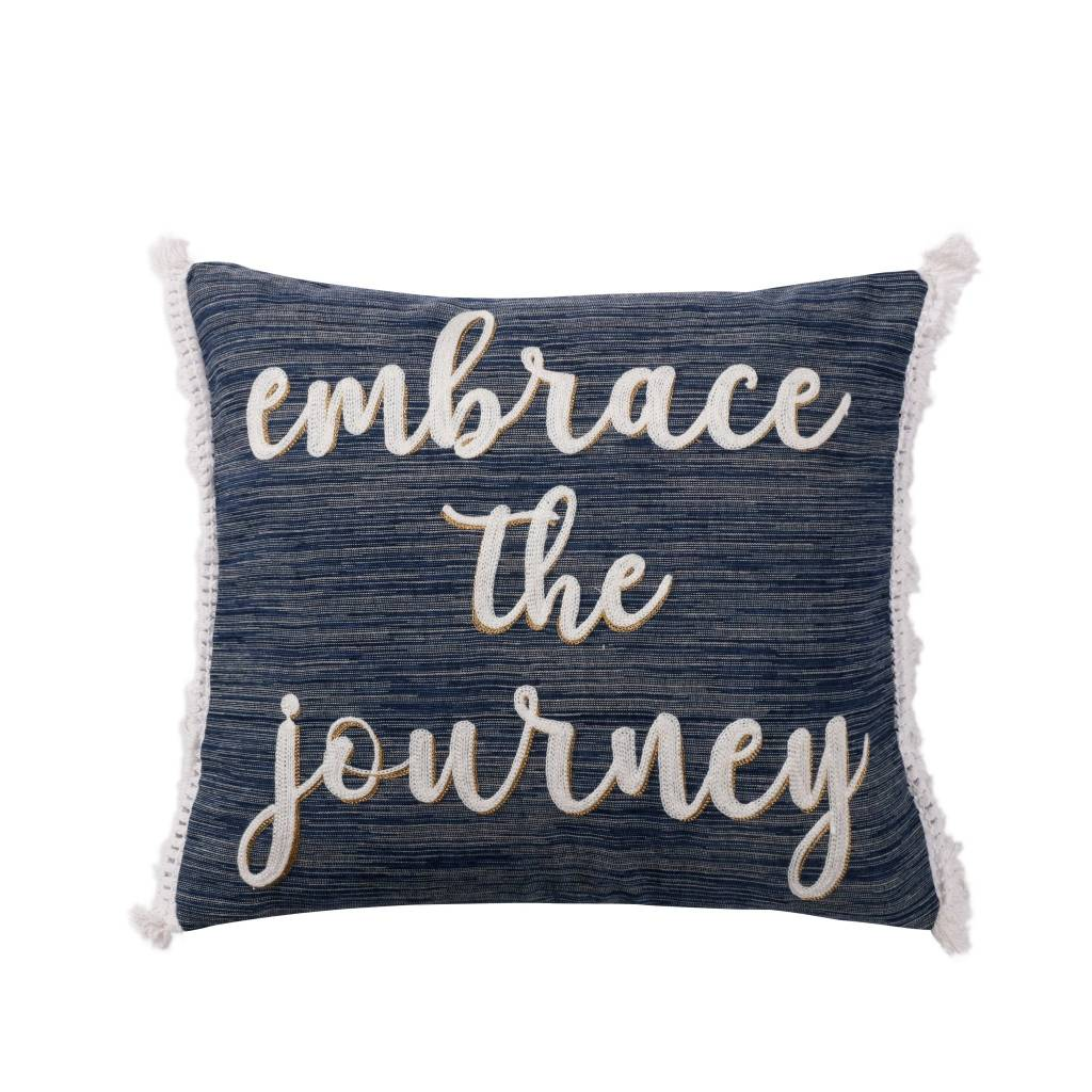 Levtex Embrace the Journey Pillow