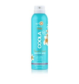 Coola Eco-Lux SPF 30 Organic Sunscreen Spray Tropical Coconut