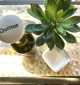 Buffalovely Quitter Wine Bottle Stopper