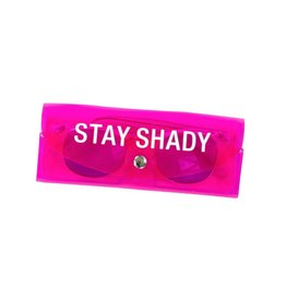 About Face STAY SHADY SUNGLASS CASE