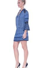 Atina Cristina Claudia V-Neck Dress