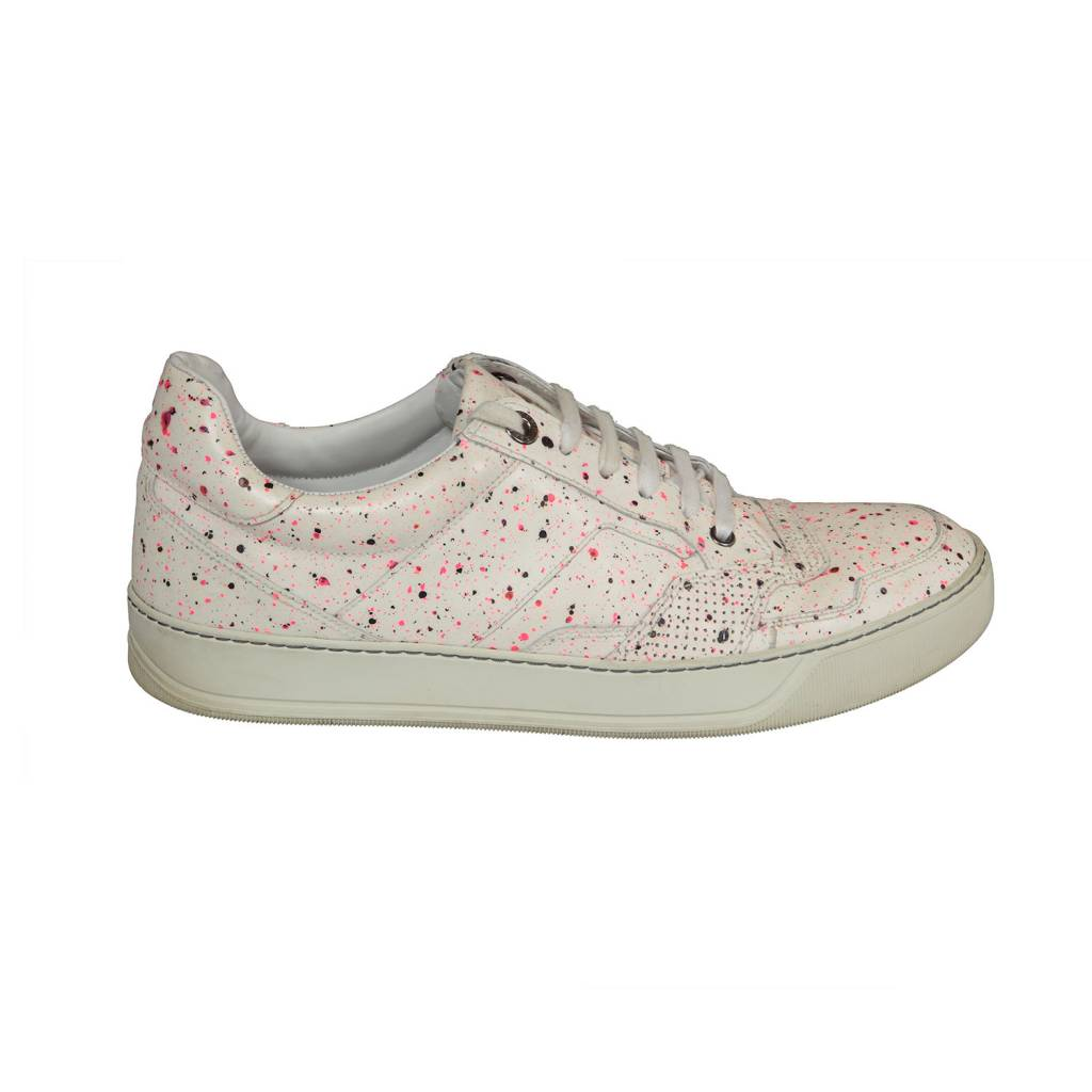 low-top sneakers - Pink & Purple Lanvin imoezGN7