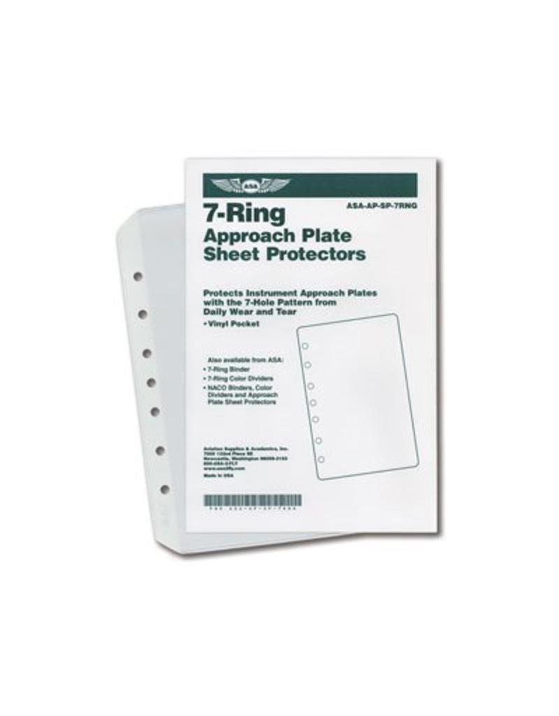 ASA ASA 7-ring protectors 10-pack