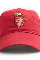 Red Canoe Cap CP Beaver