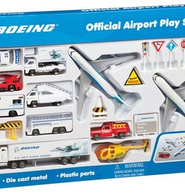 Realtoy Boeing 24 Piece Playset