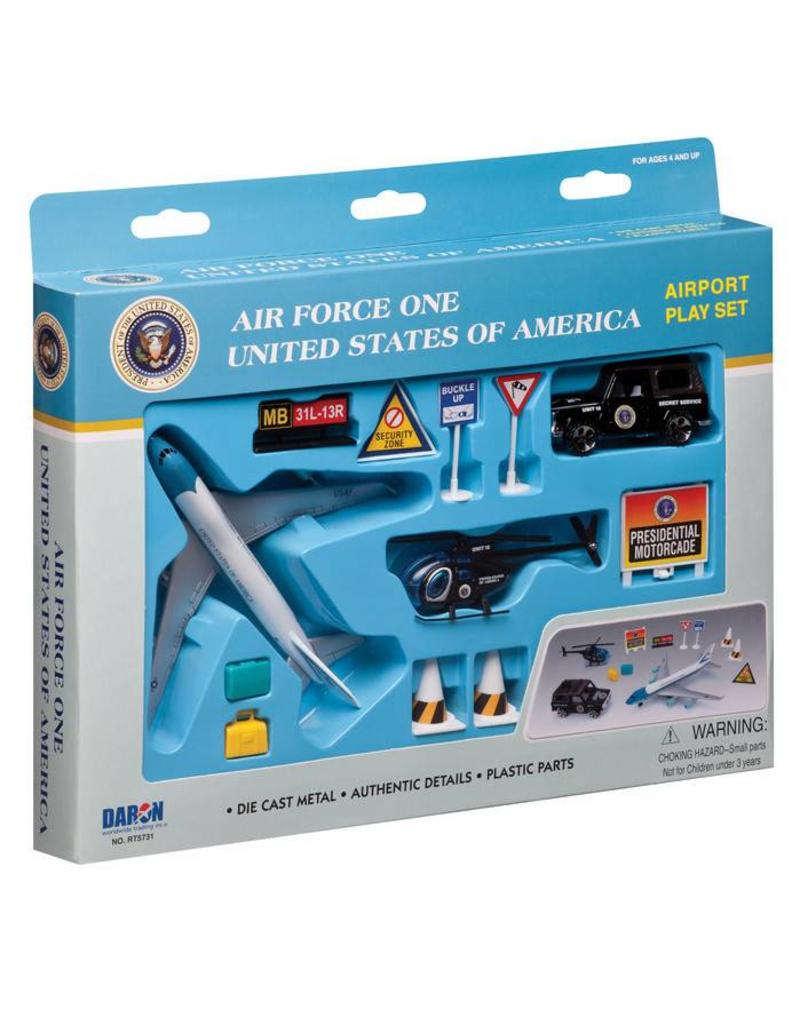 Realtoy Air Force One Playset