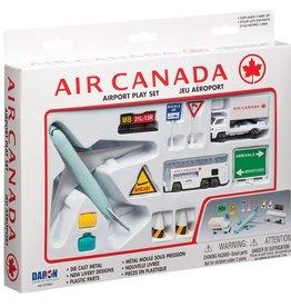 Realtoy Air Canada 12 Piece Playset