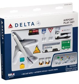 Realtoy Delta Airlines Playset