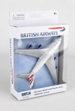 British A380 Single Plane