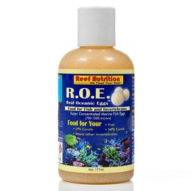Reed Mariculture Reef Nutrition R.O.E. Real Oceanic Eggs 6 oz