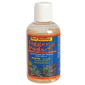 Reed Mariculture Reef Nutrition Tigger Pods 6 oz