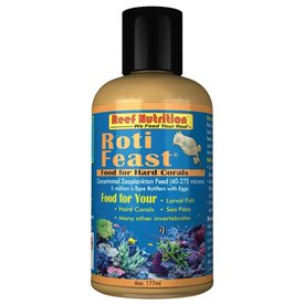 Reed Mariculture Reef Nutrition Roti Feast 6 oz