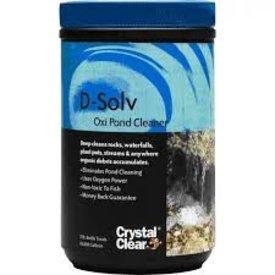 Crystal Clear Crystal Clear D-Solv 2lb