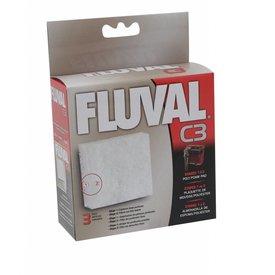 Fluval Fluval C3 Poly Foam Pad 3 pcs