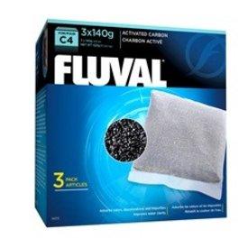 Fluval Fluval C4 Carbon 3 Pack