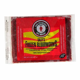 San Franscisco Bay San Francisco Bay Blood Worms 8oz