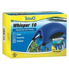 Tetra Tetra Whisper 10 Air Pump