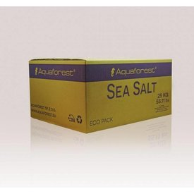 Aquaforest Aquaforest Sea Salt Box 25 kg