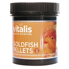 Vitalis Goldfish Pellets (small) 120g