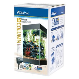 Aqueon Aqueon 15 Gallon DLX Aquarium Kit