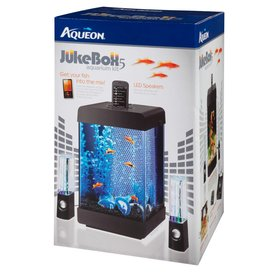 Aqueon Aqueon Jukebox Desktop Aquarium 5 gallon