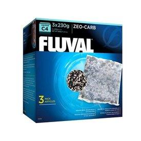 Fluval Fluval C4 Zeo-Carb 3 pack