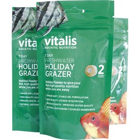 Vitalis Vitalis Holiday Grazer 2 pack