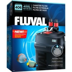 Products tagged with Fluval 406 Canister Filter