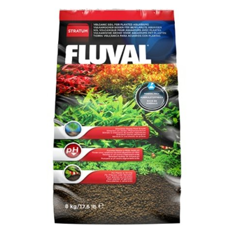 Fluval Plant and Shrimp Stratum 8 kg