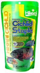Products tagged with Hikari Cichlid Staple 8.8 oz Mini Pellet