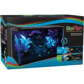 Tetra Tetra Glofish 10 Gallon Kit
