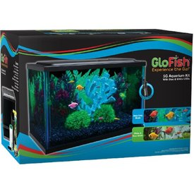 Tetra Tetra Glofish 5 Gallon Kit