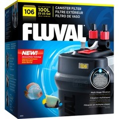 Products tagged with Fluval 106 Canister Filter