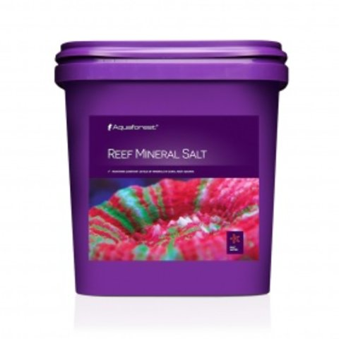 Aquaforest Reef Mineral Salt 5kg