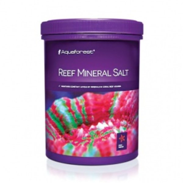 Aquaforest Aquaforest Reef Mineral Salt 800g