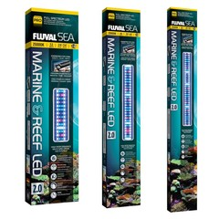 Products tagged with Fluval Sea Marine & Reef 2.0 LED Aquarium Light 24-34""