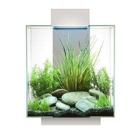 Hagen Fluval Edge Aquarium Kit 12 Gallon White
