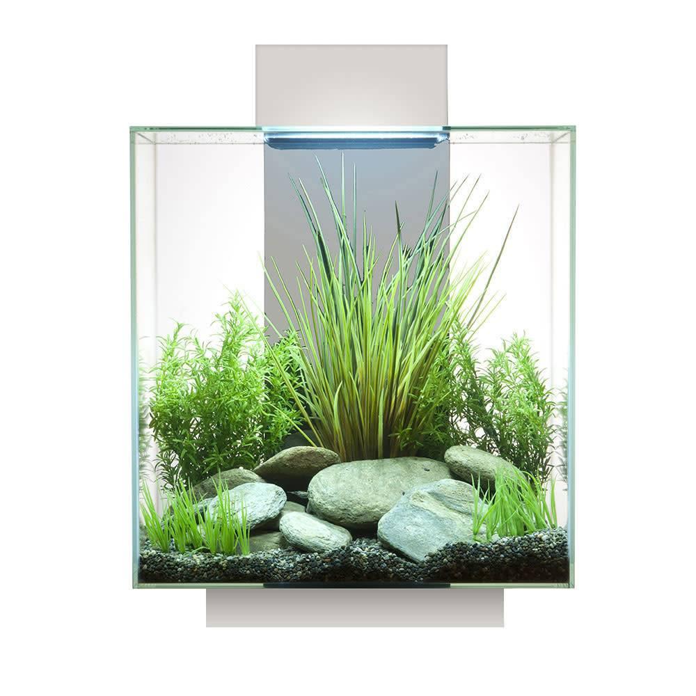Fluval Edge Aquarium Kit 12 Gallon White