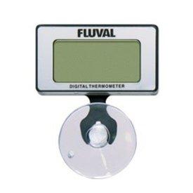 Fluval Fluval Celcius Digital Aquarium Thermometer with Suction Cup
