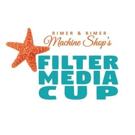 "Rimer & Rimer Machine Shop 4"" Filter Media Cup"