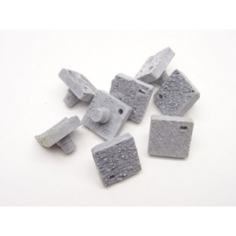 Coral Farmer Large Square Frag Plugs 100 pk