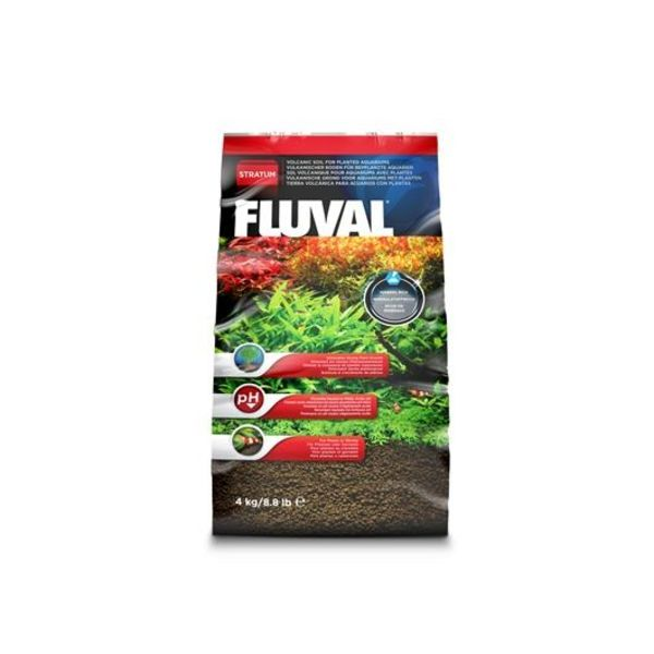 Fluval Fluval Plant and Shrimp Stratum 4 Kg