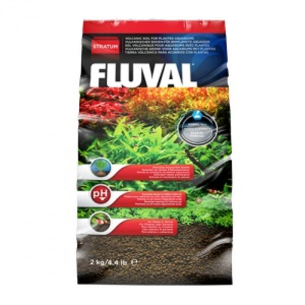 Fluval Fluval Plant and Shrimp Stratum 2 Kg