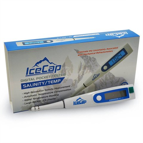 IceCap Salinity/Temperature Digital Pocket Tester
