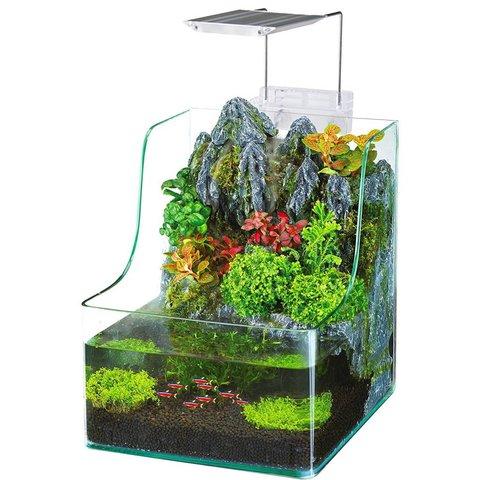 Aquaterrium Planting Tank 1.85 gal