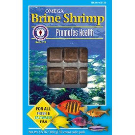 San Franscisco Bay San Francisco Bay Omega3 Brine 3.5 oz Cube