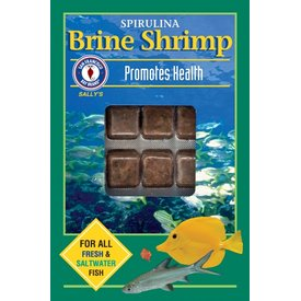 San Franscisco Bay San Francisco Bay Spirulina Brine Cube 3.5 oz